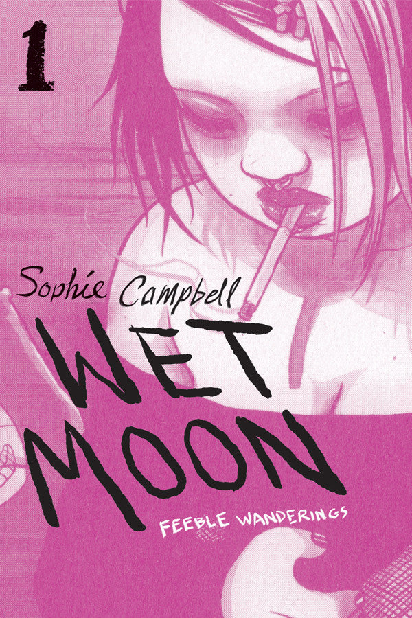 Wet Moon Book 1: Feeble Wanderings New Edition