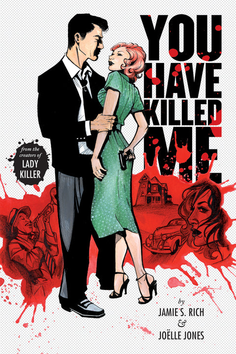 You Have Killed Me - Softcover