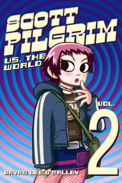 Scott Pilgrim B/W V2 - Scott Pilgrim vs. the World