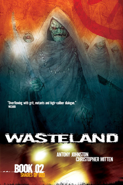 Wasteland V2 - Shades of God