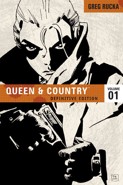 Queen & Country Definitive Edition Vol. 1