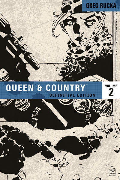 Queen & Country Definitive Edition Vol. 2