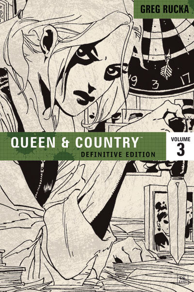 Queen & Country Definitive Edition Vol. 3
