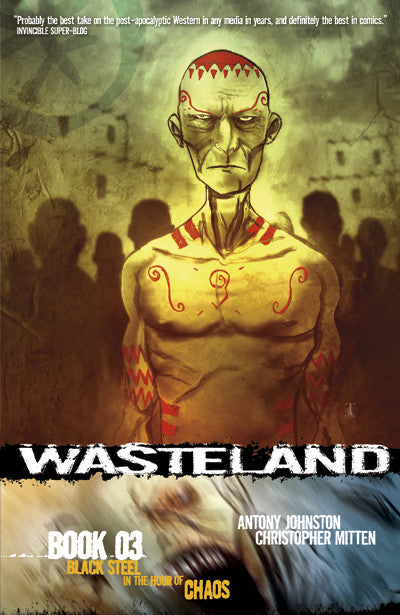 Wasteland Vol. 3