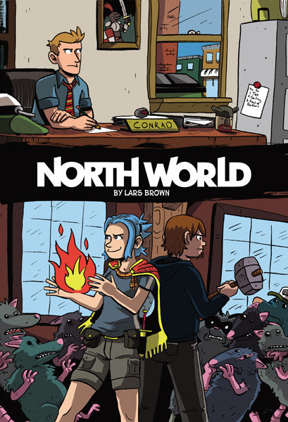 North World Vol. 2