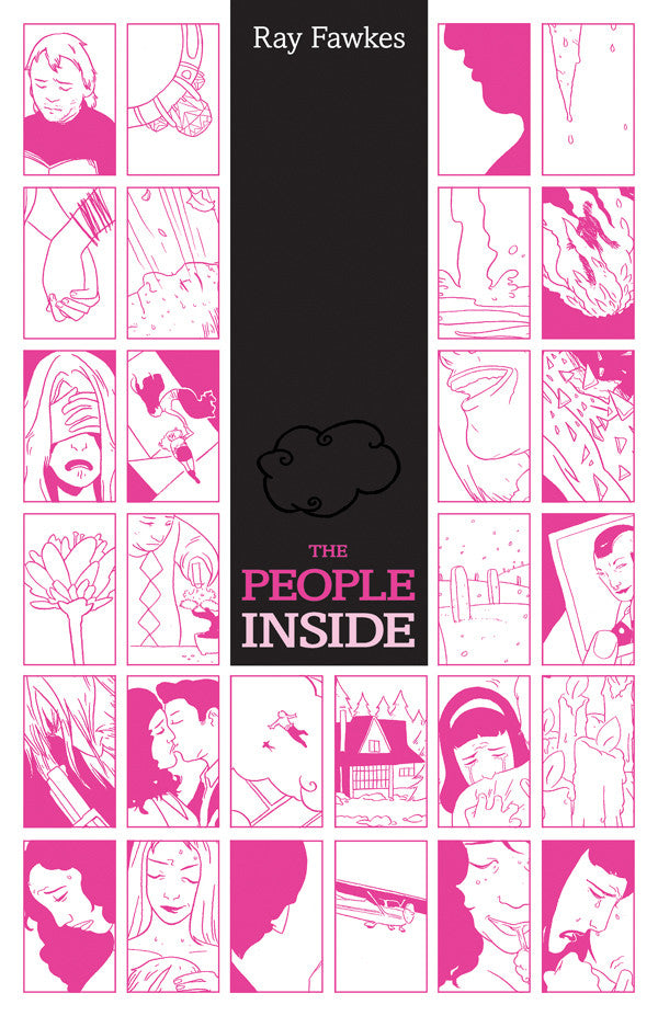 People Inside - Hardcover