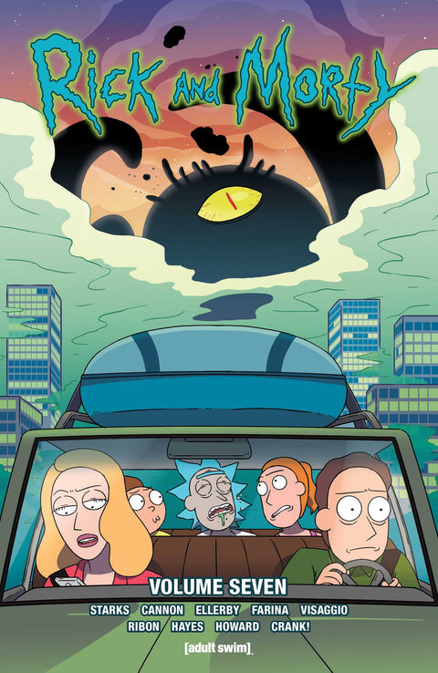 Rick and Morty Vol. 7