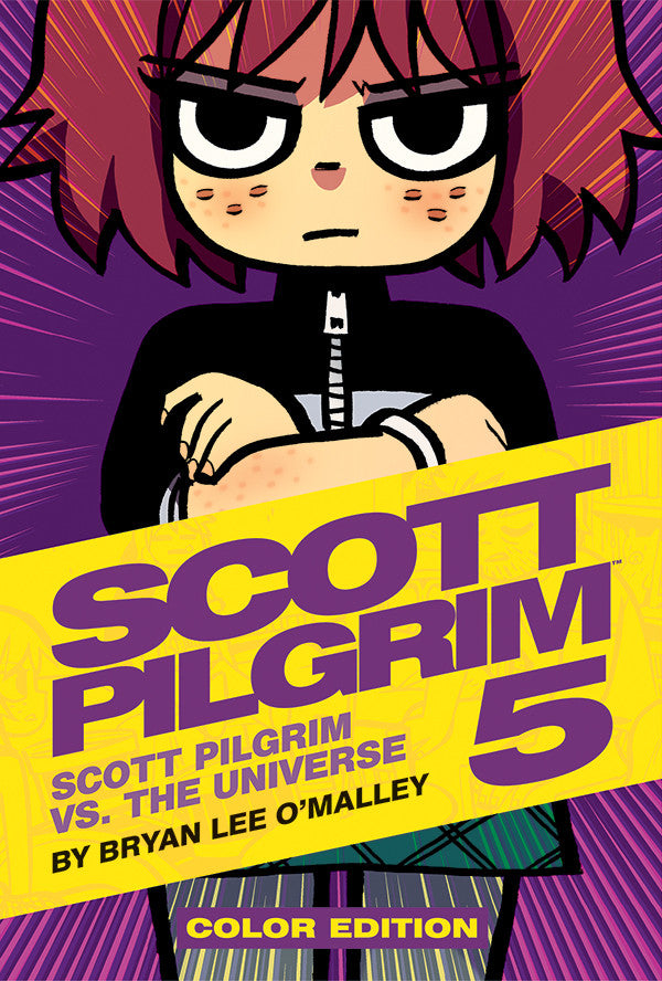 Scott Pilgrim Volume 5: VS THE UNIVERSE