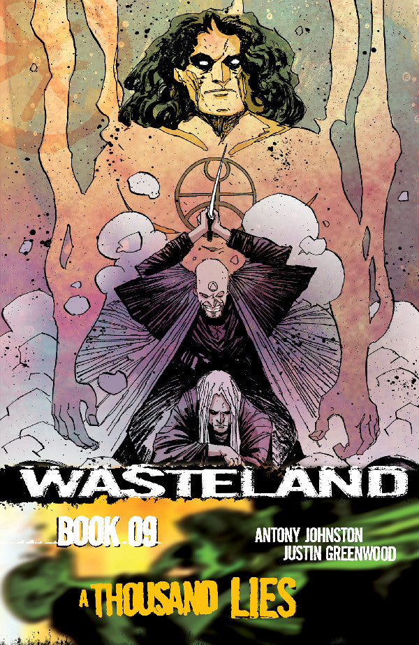 Wasteland Vol. 9