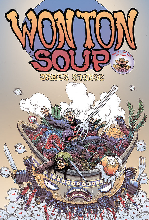 Wonton Soup: Big Bowl Edition TPB