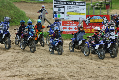 Summer MX Camps and Lessons