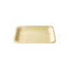 Rectangle Bamboo Plate 8/pk