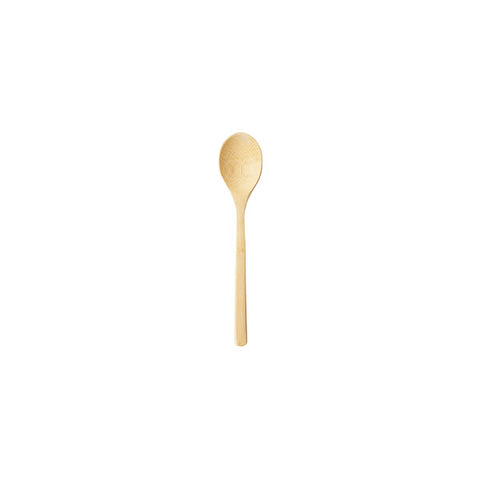 Bamboo Spoon 10/pk