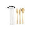 Fabric Pouch Utensil Set
