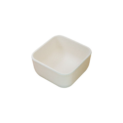 "4"" Square Single Serve Asian Style Bowl 12 oz"