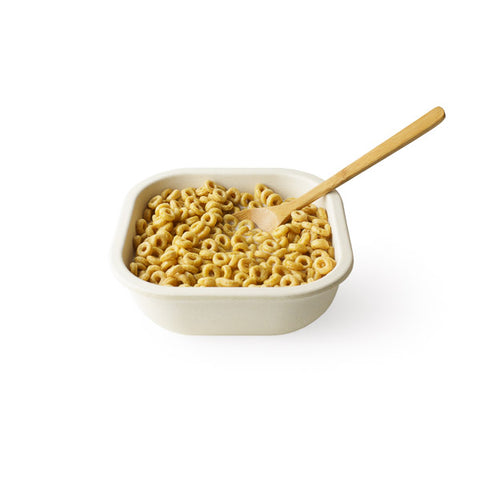 28oz Malibu Bambooware Cereal Bowl With Edge