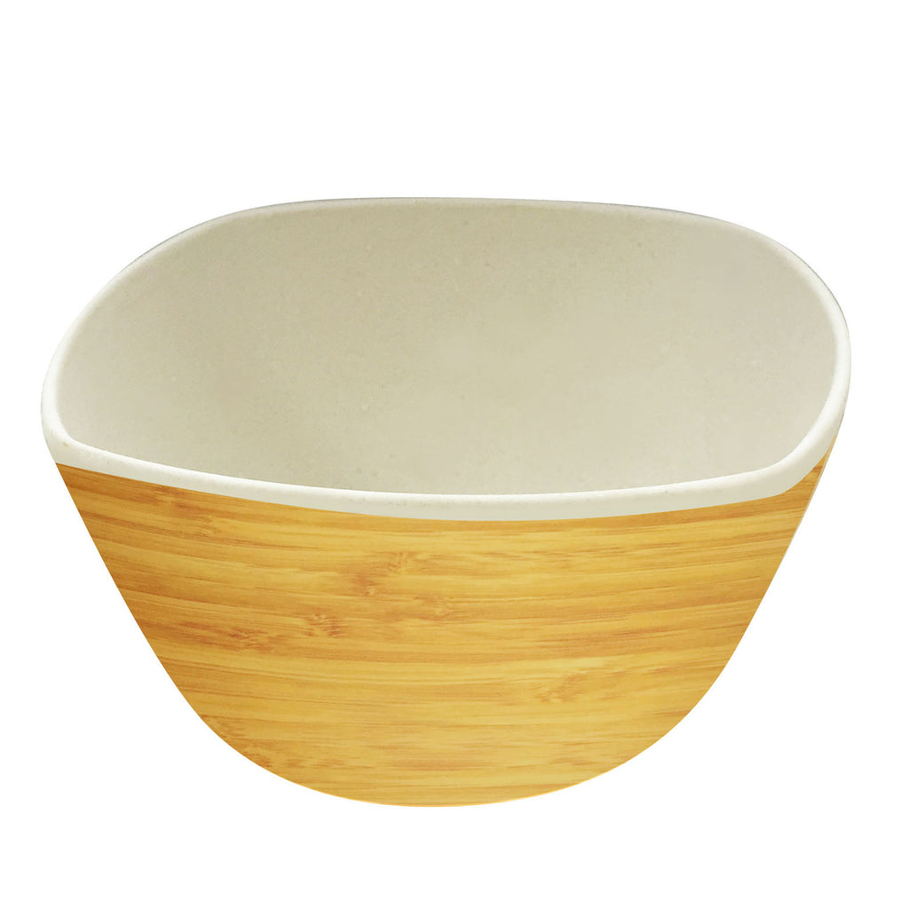 "4"" Rounded Square Bowl 11oz (Case)"