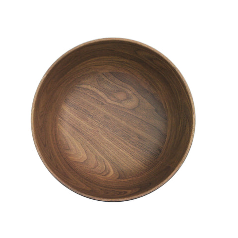 "7.5"" Salad Bowl Bambooware Lava 42oz (Case)"