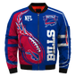 #010 Buffalo Bills Jacket - Limited Edition