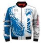 #013 Detroit Lions Jacket - Limited Edition