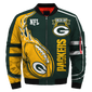 #03 Green Bay Packers Jacket - Limited Edition