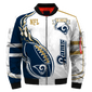 #019 Los Angeles Rams Jacket - Limited Edition