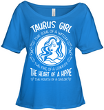 Taurus Girl The Soul Of A Witch The Fire Of A Lioness T Shirts