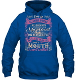 I am a December Woman a mouth I can't control T Shirts