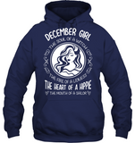 December Girl The Soul Of A Witch The Fire Of A Lioness T Shirts