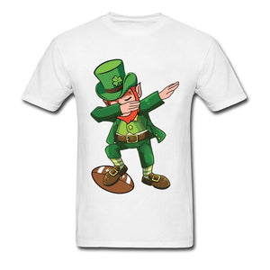 Legend Of Zelda Funny Game T shirts Mens Rugbys St. Patrick's Day Best Gift T Shirt Cartoon