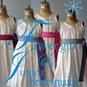 Flower Girls & Jr. Bridesmaid Dresses