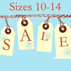 Tiny Chic Sale<br>Sizes 10 - 14