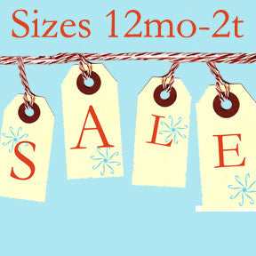 Tiny Chic Sale<br>Sizes 12mo - 2t