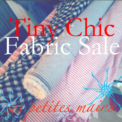 Tiny Chic Fabric