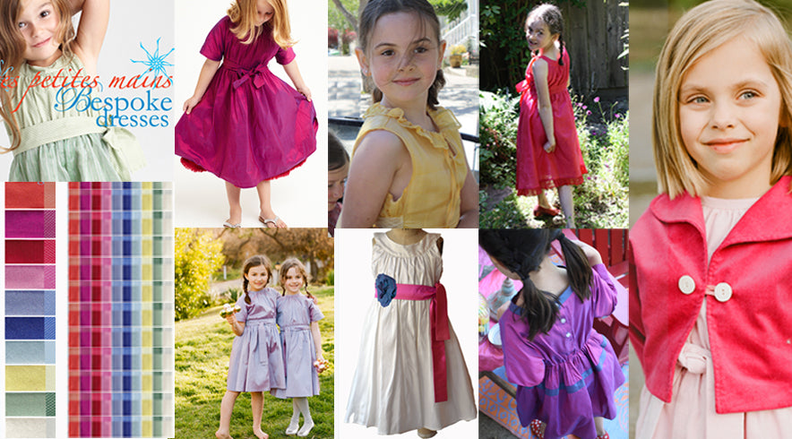 1a6b6d1a1 Create Bespoke Custom Made Flower Girl Dresses and Bridesmaid Dresses