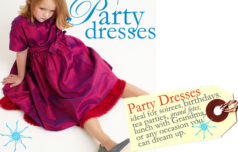 Party Dresses Made in USA