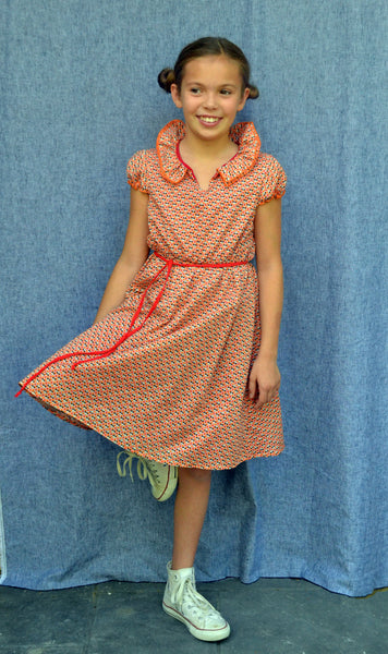Cecelia dress, Lolli Flower
