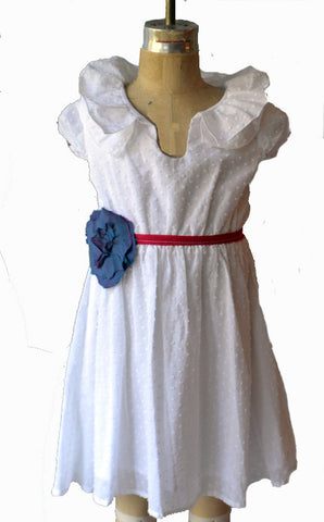 Party dress for girls of all ages: baby, infant, toddler, tweens. The dress is ideal for parties, soirees, birthdays, Christmas, graduations, summer, holiday, tea parties