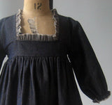 Clarice Dress, Mae Denim