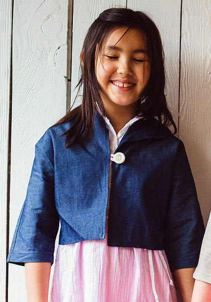 Ella jacket, Mae Denim