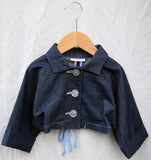 Dandio Jacket, Mae Denim, 12 & 18mo only!