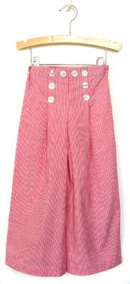 Lidia Trouser, Tiny Stripe