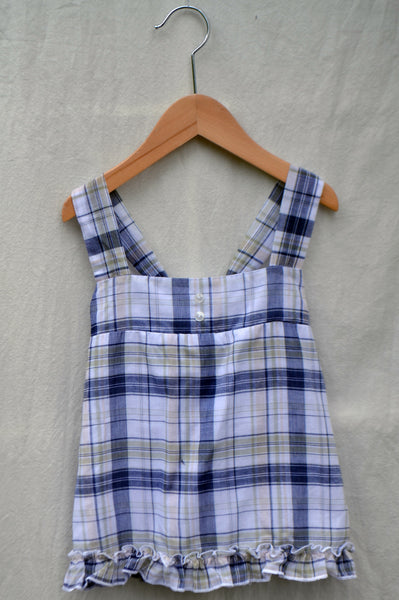 Mimi Sun Top, Balboa Plaid
