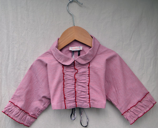 Rachel Jacket, Jump Rope Stripe