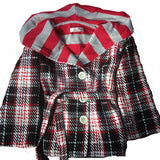Thora Jacket, Kennedy School Plaid