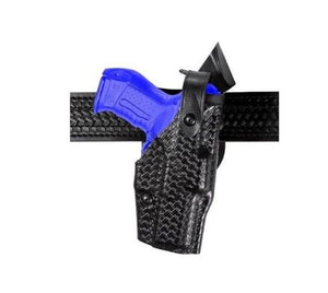 Safariland 6360 ALS Level III w/ Ride UBL Holster - Basket Black, Right Hand 6360