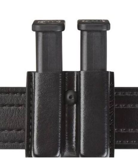 Safariland Model 79 Slimline Open Top Double Magazine Pouch Group 5 2.25