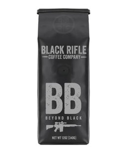 Black Rifle Coffee--BEYOND BLACK COFFEE ROAST