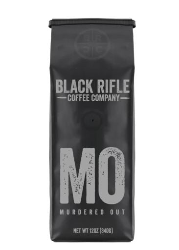Black Rifle Coffee-MURDERED OUT COFFEE ROAST