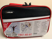 Load image into Gallery viewer, LIFELINE BASE CAMP FIRST AID KIT 171 PIECES